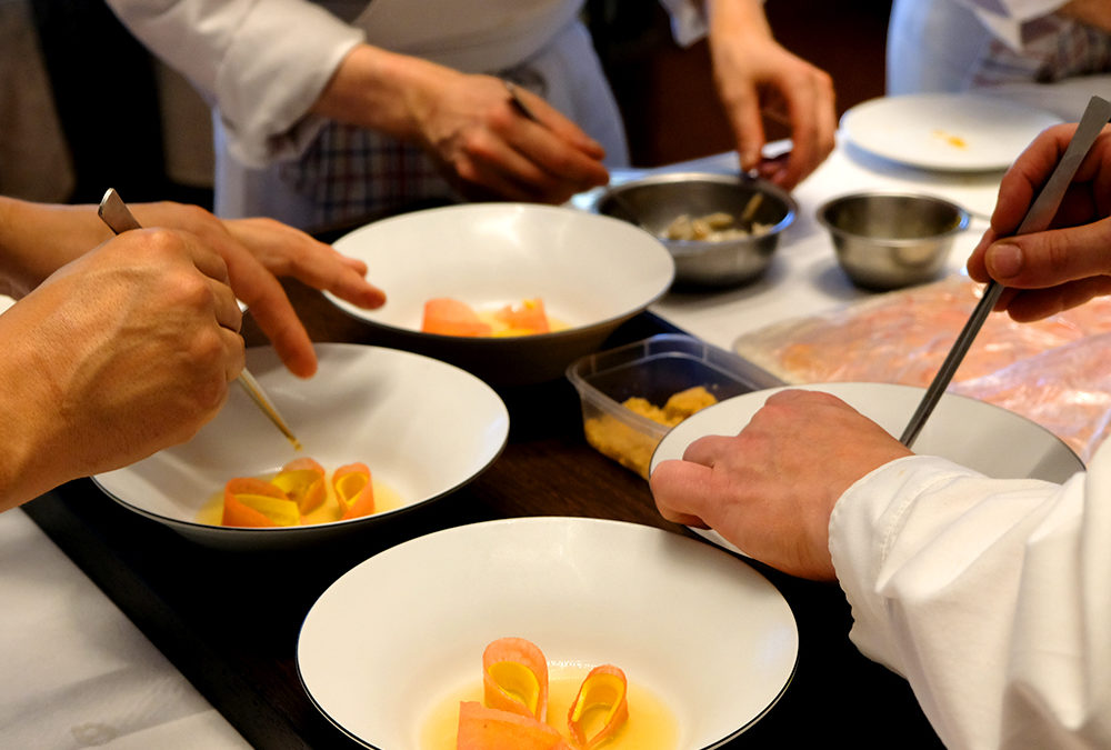 Pourquoi j'ai écrit un livre sur les chefs cuisiniers  et à qui s'adresse-t-il ?